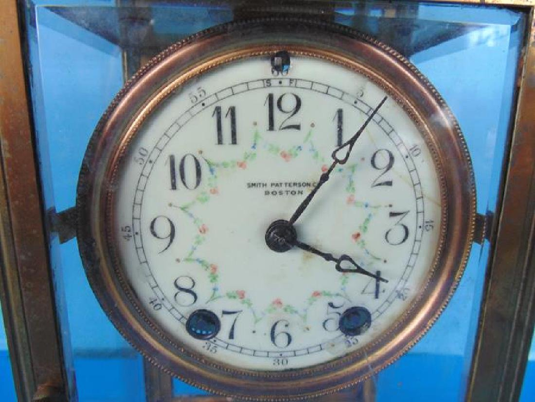Crystal Regulator Clock - 2