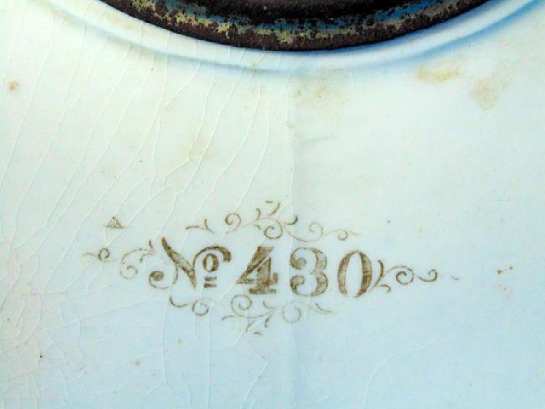 Gilbert Porcelain Clock - 2
