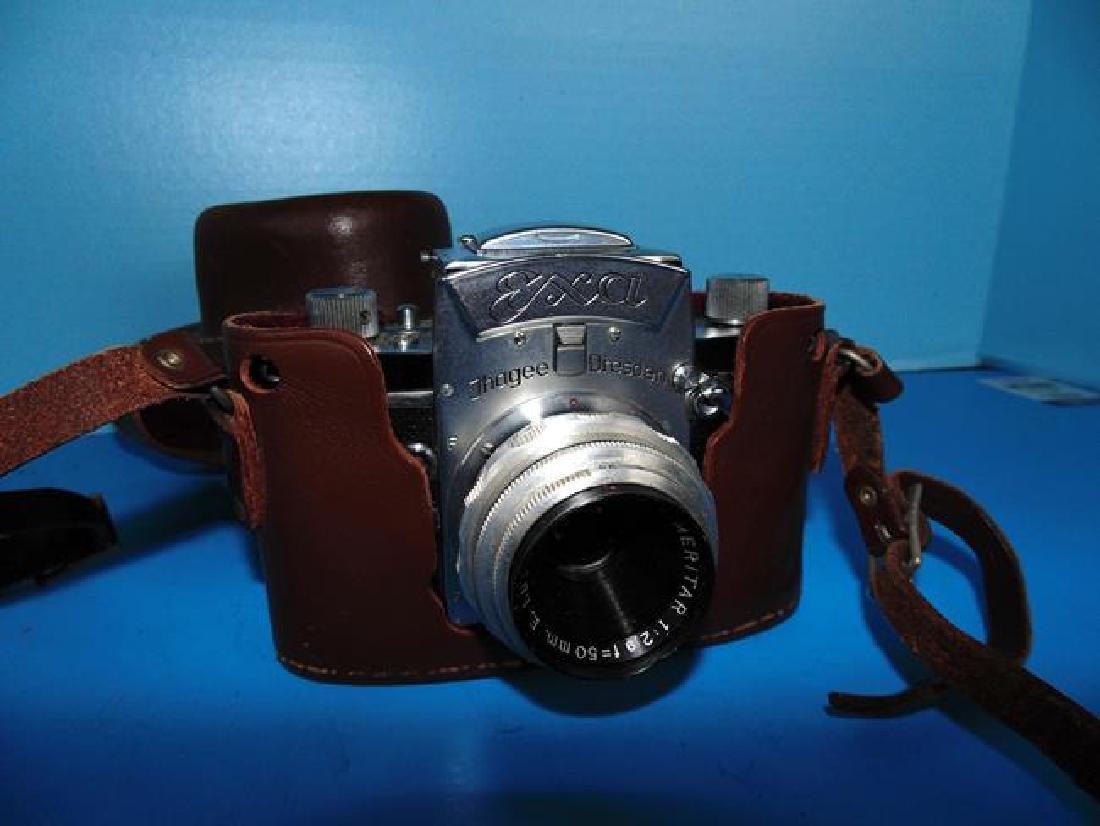 EXA  35mm Camera
