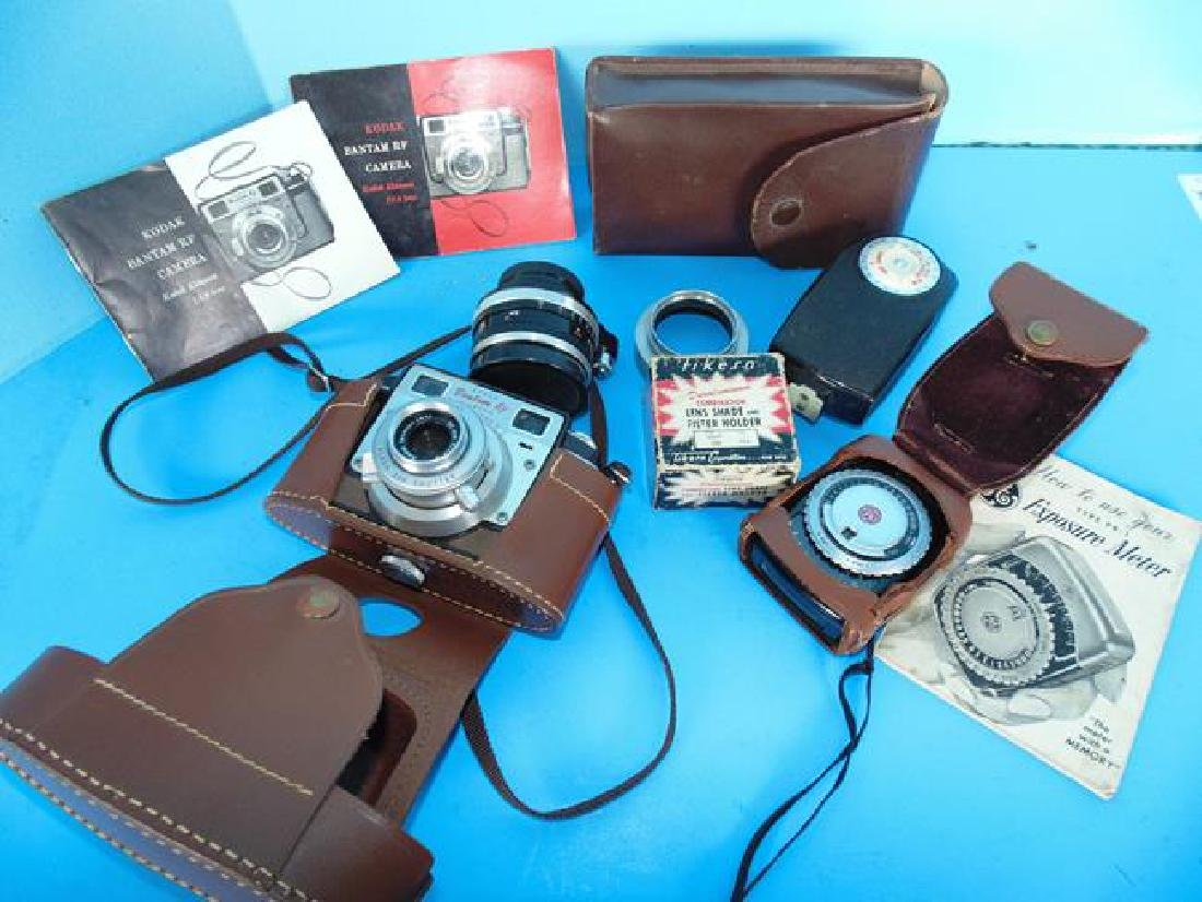 Kodak Bantam Camera & Accessories