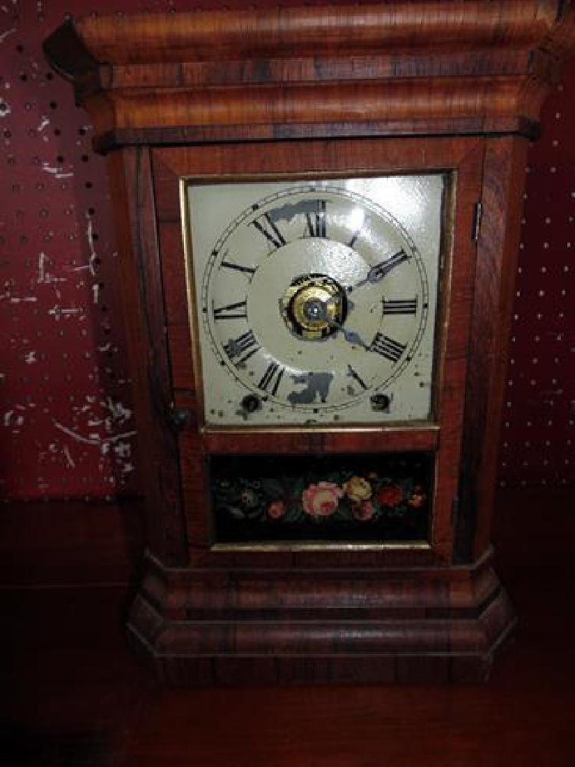 Rosewood Seth Thomas Clock