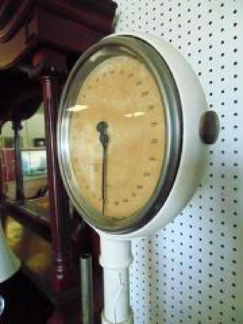 Vintage Physicians Office Scale - 4