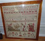 1837 Sampler