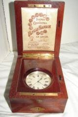 12: Chronometer Pocket Watch by Ulysse Nordin in Presen