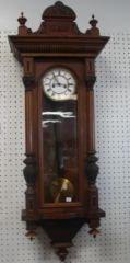10: 2 Weight Vienna Wall clock 32495