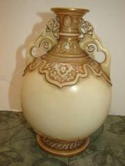 """4: 7"""" Royal Worcester Vase 47412"""