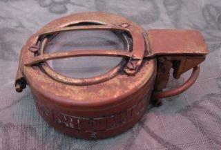 26: Brass Compass 1949