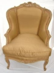 27: French Chair Cream Color