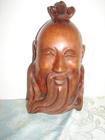 13: Asiann Face Carving