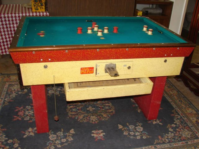 29 vintage bumper pool table - Bumper pool bumpers ...