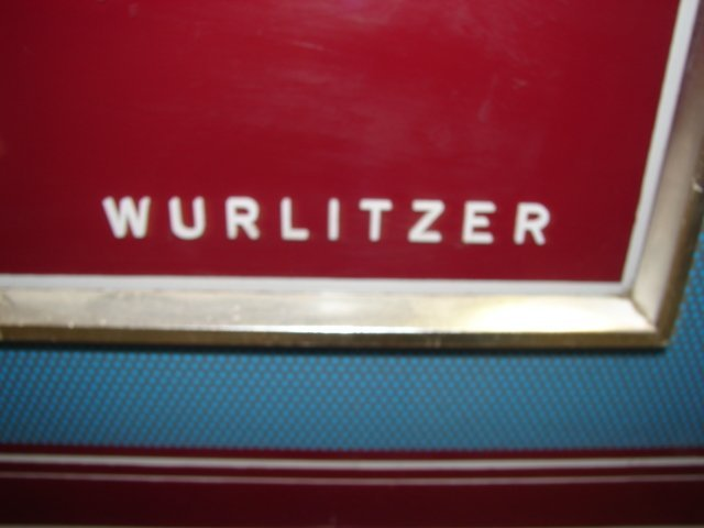 47: Wurlitzer Americana III Juke Box - 2