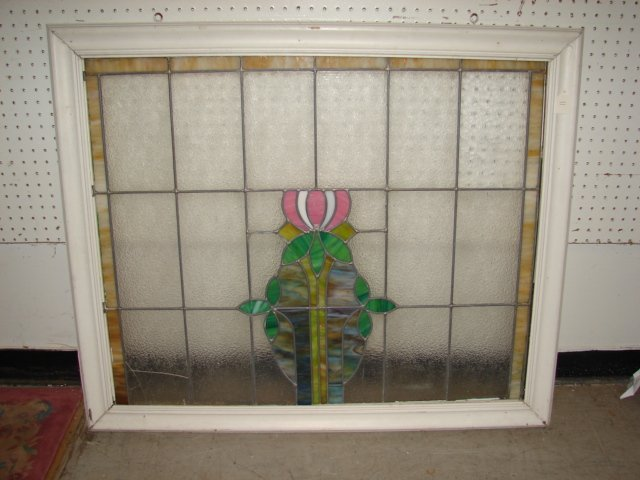 11: Stain Glass Window