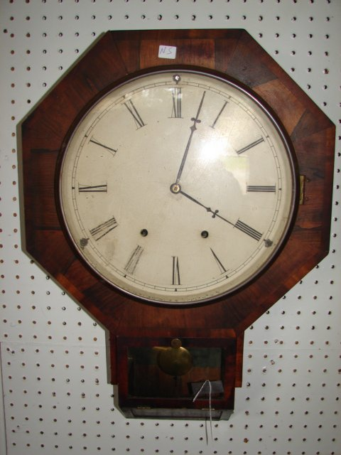 New Haven School House Wall Clock