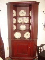 Early Corner Cupboard