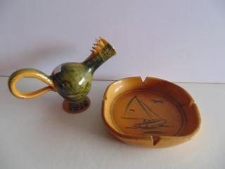 George North Morris Art Pottery