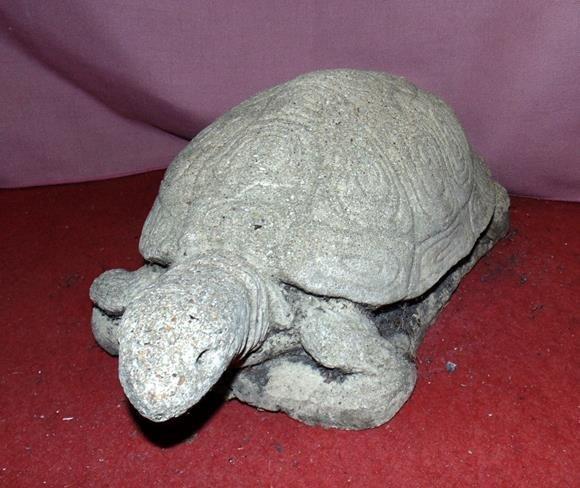 Garden Ornament Turtle