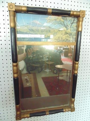 Federal Style Wall Tablet Mirror