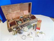 Fishing Tackle Box Full