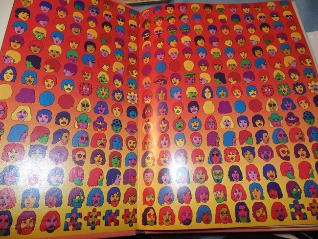 The Beatles Illustrated Lyrics Book - 3