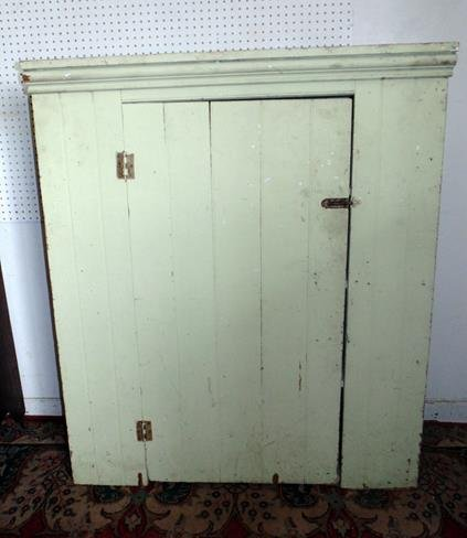 Early One Door Cupboard