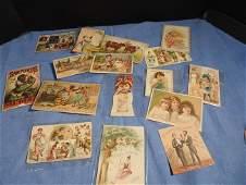 Trade Cards