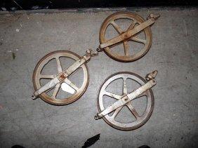 Industrail Metal Pulleys