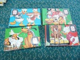 Disney Character Puzzles