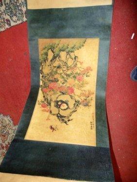 Oriental Scroll