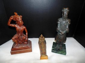 Oriental And Egytian Figures