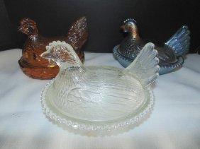Glass Chickens