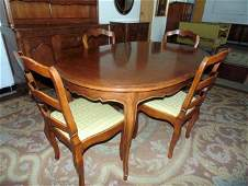 Bodart Furniture Dining Room Table & Chairs