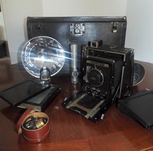 Graflex Camera Set - 2