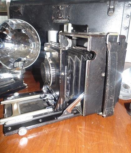 Graflex Camera Set - 3