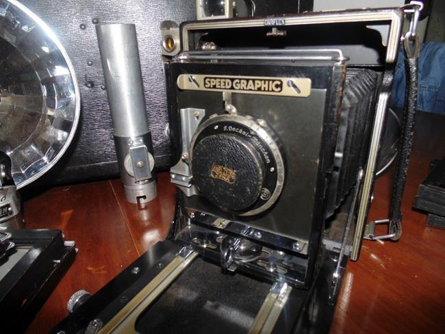 Graflex Camera Set - 4
