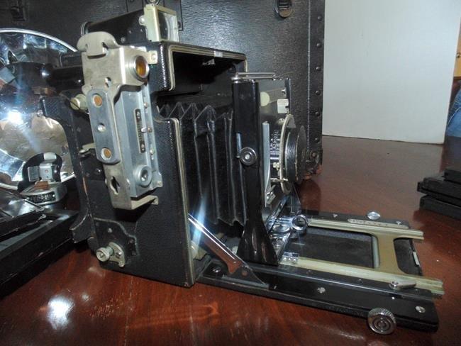 Graflex Camera Set - 5