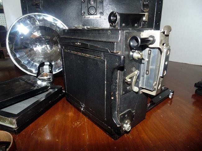 Graflex Camera Set - 6