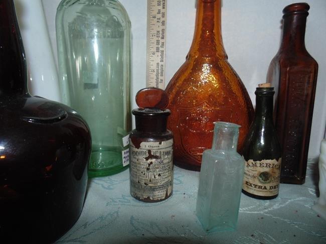 Bottles - 3