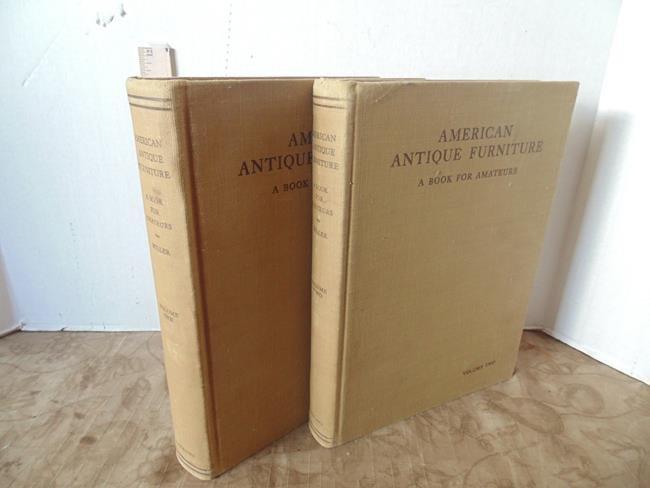 Antique Furniture Books