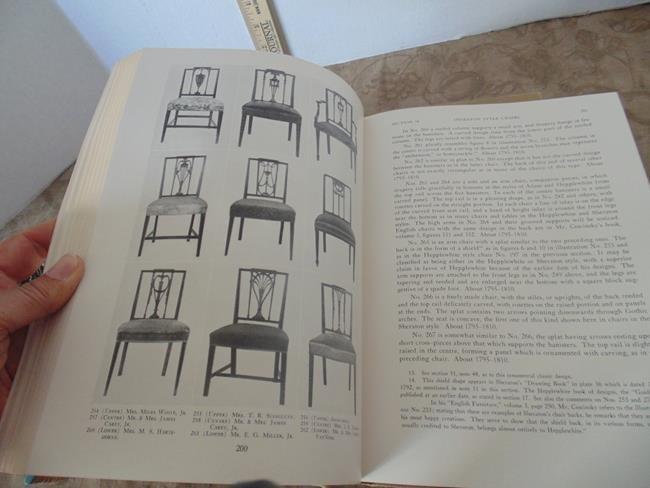 Antique Furniture Books - 2