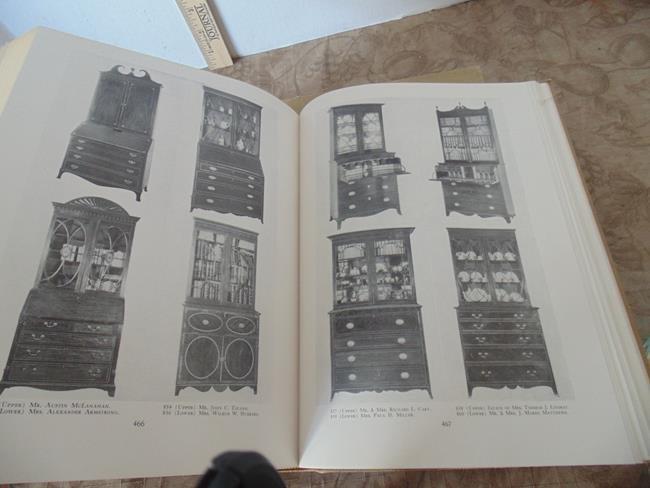 Antique Furniture Books - 3