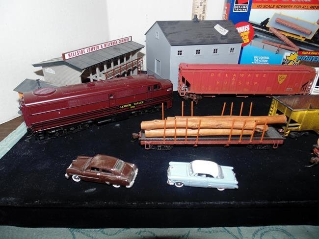 Railroad Trains - 2