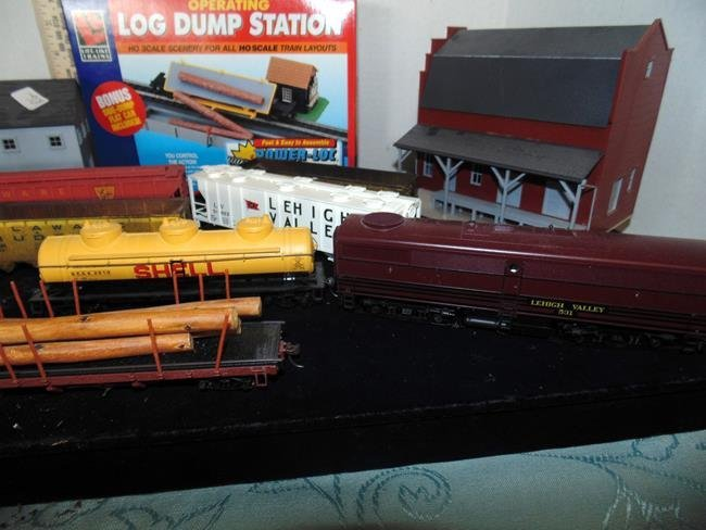 Railroad Trains - 3