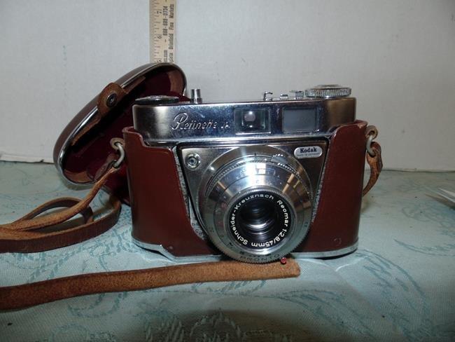 Kodak Retinette Camera