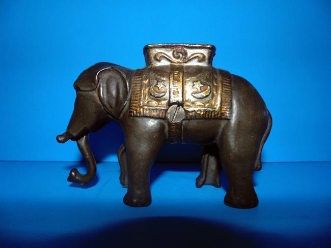 Elephant Still Bank