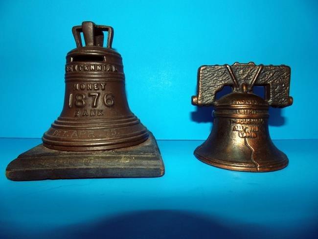 Liberty Bell Still Banks