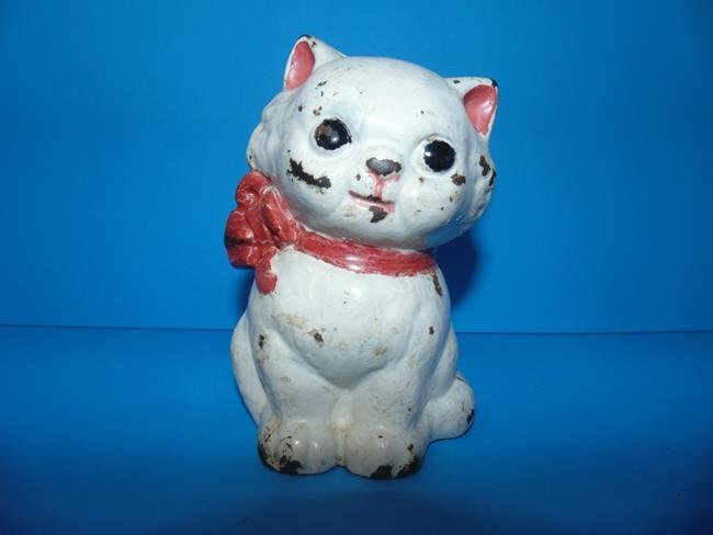 Kitty Bank by Hubley