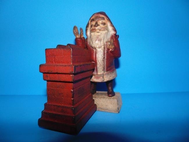 Santa Claus Mechanical Bank