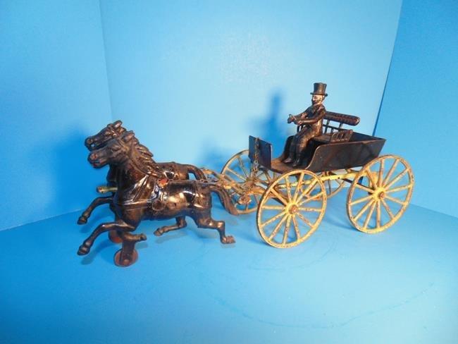 Kenton Horse Drawn Carriage