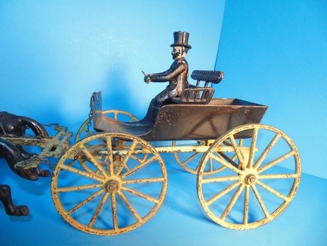Kenton Horse Drawn Carriage - 2