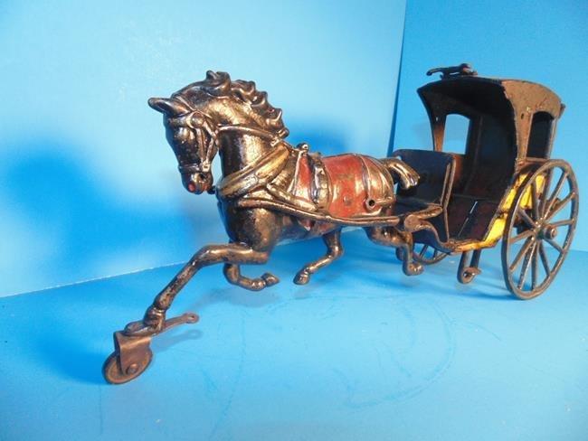 Horse Drawn Surrey - 2